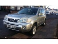 NISSAN X TRAIL AUTOMATIC 05 PLATE SVE TOP MODEL BARGAIN