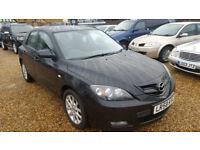 2008(58) Mazda 3 1.6 TAKARA 5Dr,HPI Clear,Mot, AC/Climate,Cheap Tax and Insurance.