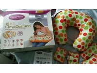 10 in 1 Cleaver cushion for help with breastfeeding