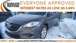 2015 Mazda CX-9 GS (APPY NOW DRIVE NOW!)