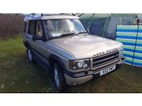 2000 FACE LIFT DISCOVERY 2 V8 69000 GENUINE MILES