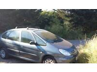 ++++CHEAP 2009 PLATE CITROEN PICASSO DIESEL ++++STARTS AND DRIVES GOOD LOW MILEAGE 92.000++++