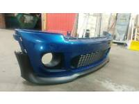 Mini jcw front bumper 2007 onwards
