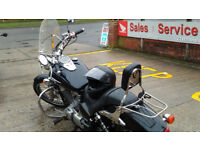 Honda Shadow Spirit VT 750 C2-7