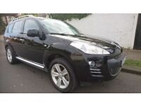 LHD Left hand drive Peugeot 4007 Diesel 7 seater