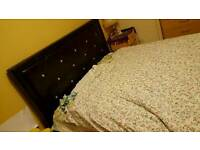 Beautiful Bed frame and mattress £50