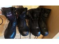 Used Cadet boots