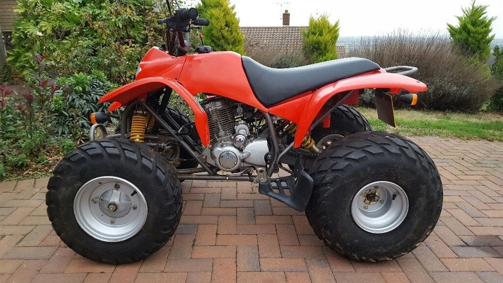 quadzilla smc ram 170 cc 4 stroke quad bike atv road legal a1 condition in eastbourne. Black Bedroom Furniture Sets. Home Design Ideas