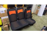 Vw transporter t5 Front Driver and Passenger Seats