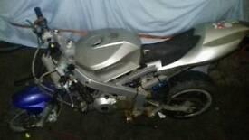 50cc midi moto 4 stroke pocketbike