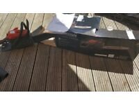 Sovereign 37 cc petrol chainsaw brand new never used