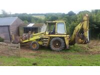 HYMAC 370C Digger Excavator