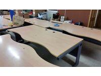 Quality LARGE 2000MM Office Desks