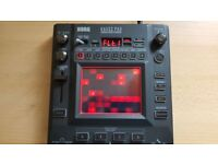 Korg Kaoss Pad 3. Mint condition, home use only, boxed with power adapter, USB lead and disc.
