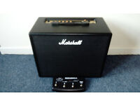 Marshall code50w combo amp