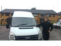 Cheap Insured Very Reliable Removal & Man with a Van Service £25/Hour