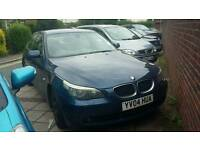 Bmw 525d auto full leather quick sale needed