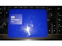 Western Digital 2TB 3.0 My Passport Ultra