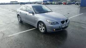 Still available BMW 5 Series diesel 6 speed manual