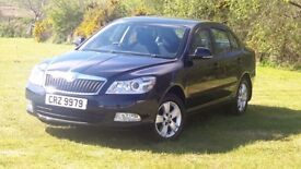 2011 Skoda octavia 1.6 LPG One lady owner