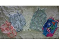 Next/Mothercare bundle of baby summer clothes 3-6 months