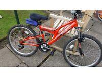 Trax tfs24 Boys' Bicycle