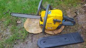 Dynamac DY36 Chainsaw