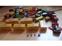 Joblot Chipperfileds Chitty Bang Bang Corgi Dinky Cars Etc Lot