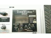 Korg Toneworks AX1500G effects pedal