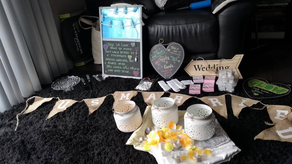 Shabby wedding centre pieces decoration items bundle in maryhill shabby wedding centre pieces decoration items bundle maryhill glasgow 5000 httpsiebayimg00sntc2wdewmjq junglespirit Choice Image
