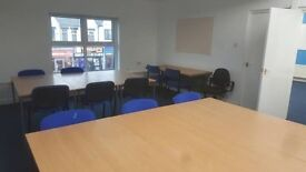 NEWLY REFURBISHED OFFICES/CLASSROOMS FOR RENT ON WASHWOOD HEATH ROAD, BHAM. PRIME LOCATION!
