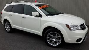 2017 Dodge Journey GT +7 Passagers, AWD, Cuir+