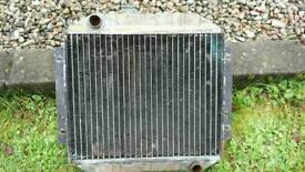 Ford capri radiator escort mk2
