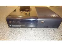 Xbox360 set with games