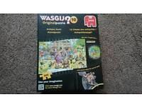 Wasgij Jigsaw No.10 Antique Hunt