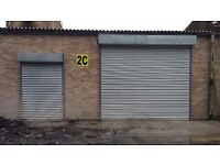 £900 TO LET COMMERCIAL WORKSHOP / RETAIL SPACE / INDUSTRIAL UNIT - PINXTON, NOTTINGHAM, NG16 6NS