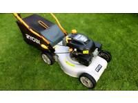 Ryobi self propelled petrol lawnmower mower excellent condition