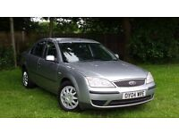 FORD MONDEO 1.8 PETROL MANUAL 5 DOOR+FRESH MOT+P/S/H++IDEAL FAMILY CAR+ALL ROUND NEW DISC AND PADS++