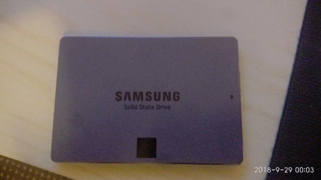 Samsung 840 EVO 120GB SSD SATA 3 | in Luton, Bedfordshire | Gumtree