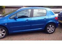 Peugeot 307 for sale only £750