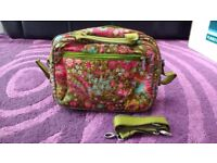 Oilily Changing bag Attractive Green Bird design
