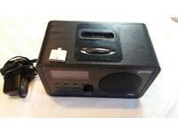 Gear4 Ipod Docking Station With Dab Digital Radio - adapter for modern iPhone's