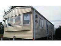 Cheap new static caravan for sale £45,995 inc site fees and free insurance. Perfect for sub-letting
