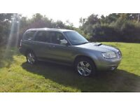 Subaru Forester XT Turbo Auto 2008/58 2.5 227bhp Very Quick 4x4 2nd owner from new.