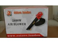 2600W Air Blower With Bag