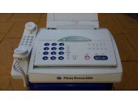 Pitney Bowes 6200 Fax Machine.