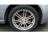 Alloy wheels steel
