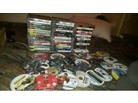 Ps3 and 73 games £110 ono