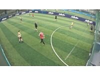 Casual football games in Leeds need players!