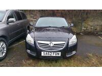 Vauxhall Insignia 2.0 CDTi SRI 2012/62